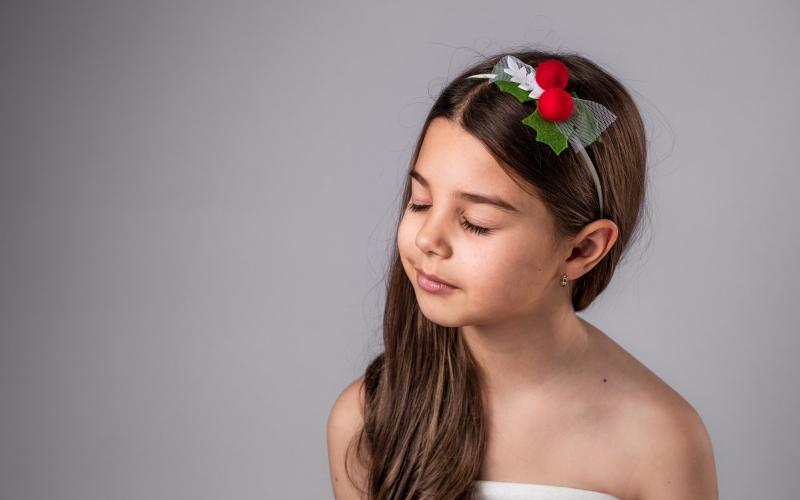 Trakice za kosu - Novogodišnja 1