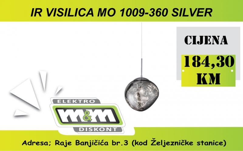 IR VISILICA MO1009 SILVER