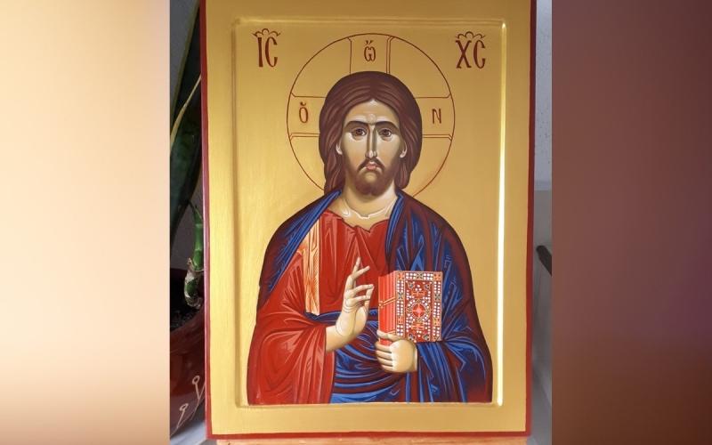 Ikona Isus Hristos