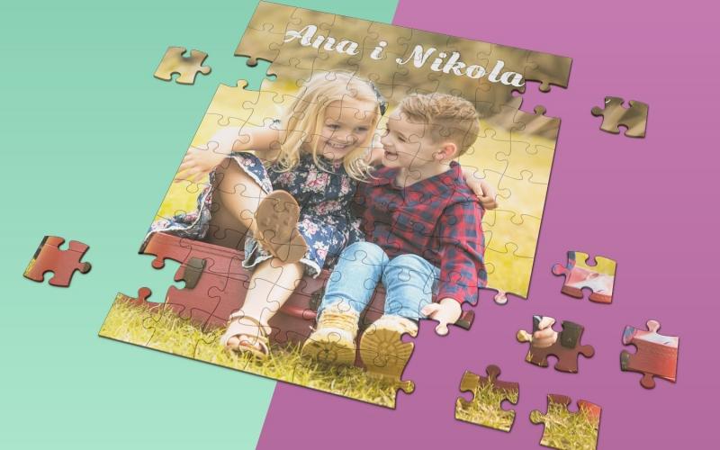 Puzzle sa fotografijom