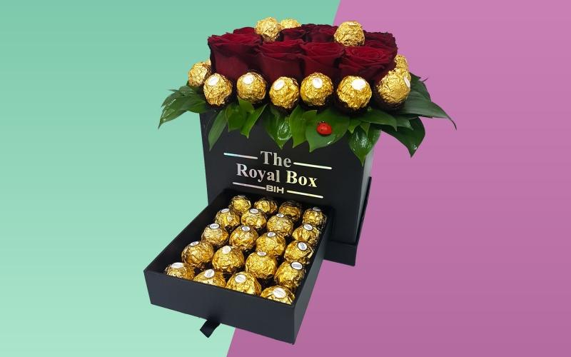The Royal Box #1