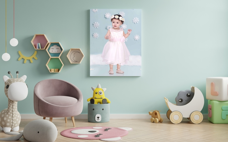 Fotografija na slikarskom platnu