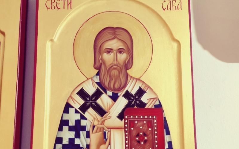 Ikone po narudzbi, rucno slikane ikone sa ukrasnim detaljima u duborezu
