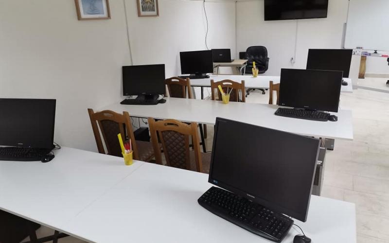 Iznajmljivanje opremljene učionice