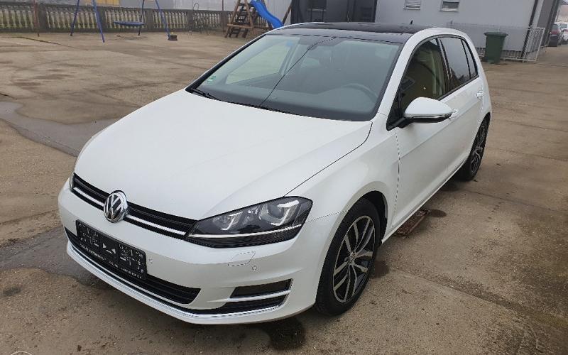 Volkswagen Golf 2.0 TDI PANORAMA
