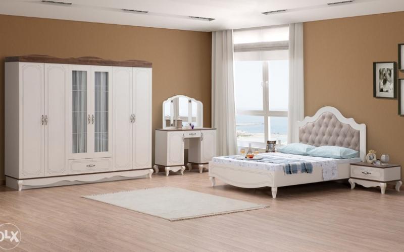 Spavaća soba Rustik
