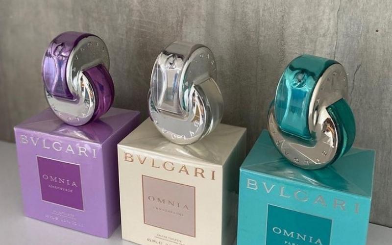 Bvlgari parfemi