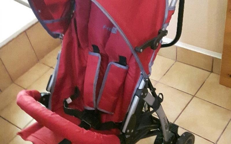 Dječija kolica - sklopiva (kišobran)