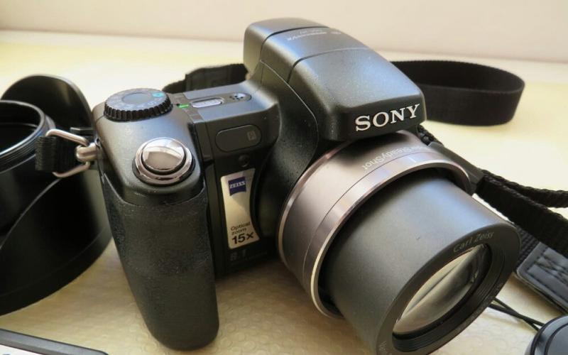 Foto aparat SONY H7 Cyber-shot
