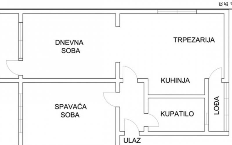 Izdajem stan u centru Bijeljine