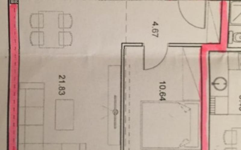 prodajem dvosoban stan 44m2 u Novom Sadu