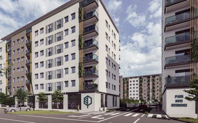 Prodajem dvosoban stan u Novom Sadu 38m2