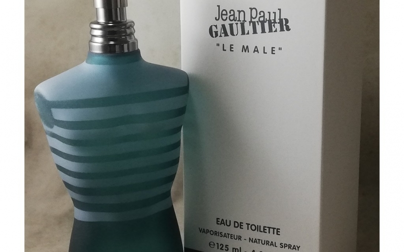 Le Male Jean Paul Gaultier 125ml ORIGINALNI TESTER