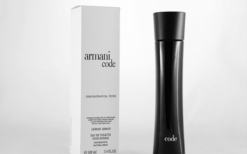 Armani Code 100ml ORIGINALNI TESTER