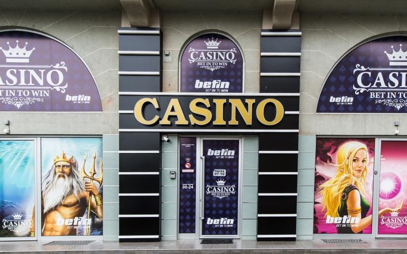 Potrebna radnica za rad u kazinu