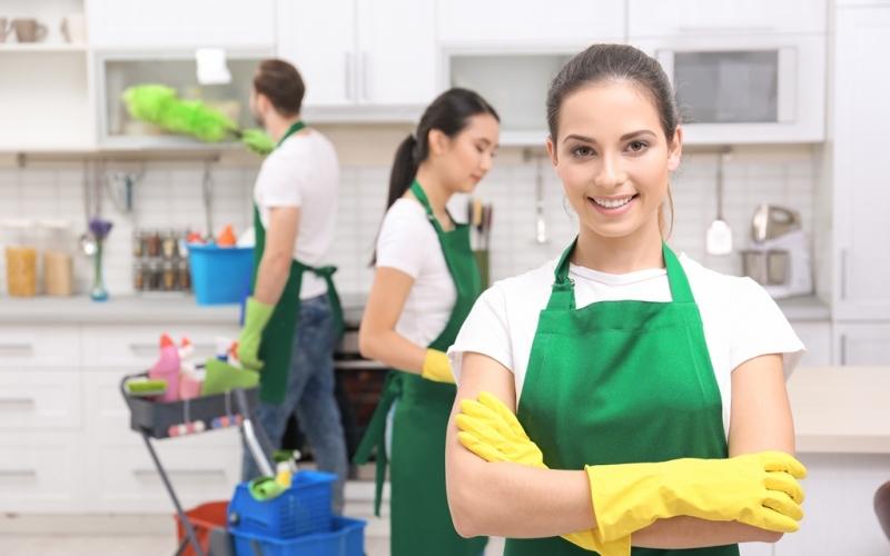 "Agencija za čišćenje i održavanje stambenih i poslovnih objekata "" Eco Step """