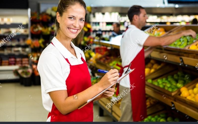 Potrebna radnica za rad u marketu (sa iskustvom)