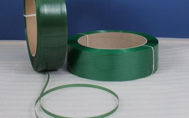 Pet traka zelena 12,15mm/  2000m