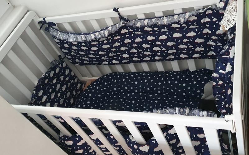 Prodajem krevetac za bebe skoro nov
