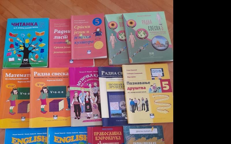 Na prodaju polovne knjige