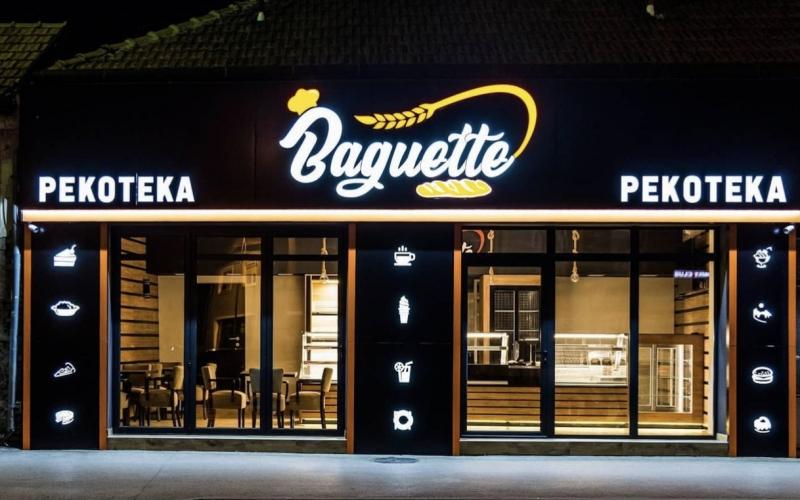 """Pekari """"Baguette"""" potrebna prodavačica"""