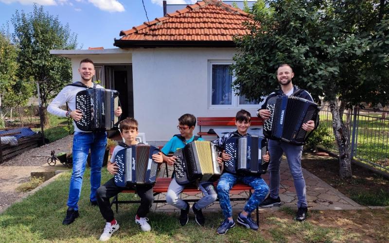 Skola harmonike