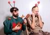 Cvrle i Mrle čekaju Deda Mraza