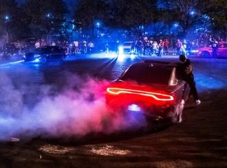 Night Car Meet Bijeljina