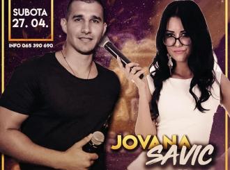Jovana Savić i Milan Živković