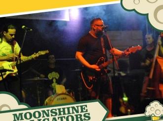 Moonshine Alligators bend
