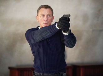 BOND IS BACK: No Time To Die