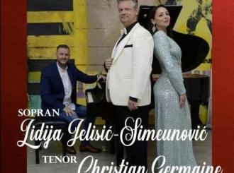 Koncert operskih pjevača
