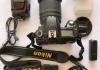 Prodajem digitalni fotoaparat Nikon D80