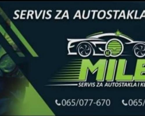 Servis za autostakla i autoklime