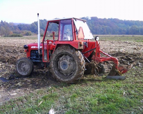 Rad sa traktorom
