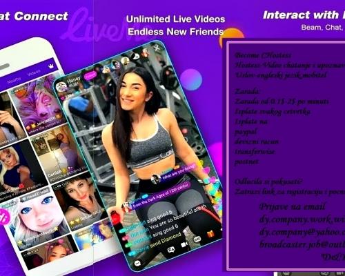 Chat Meet Hostess