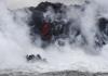 Postalo još opasnije: Vulkan prešao autoput i ušao u okean