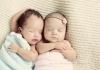 Porodilište: 2 bebe