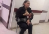 Argentinska policajka oduševila svijet jer je na dužnosti dojila neuhranjenu bebu