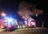 Gori pilana u Dazdarevu, vatrogasci na terenu