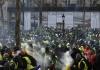 FOTO Opsadno stanje, hapšenja širom Francuske