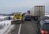 Jedna osoba teže povrijeđena u udesu na putu Brčko-Bijeljina