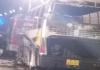 Autobus se zapalio na autoputu, 26 mrtvih, 30 povrijeđenih