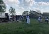 Omladinci političkih stranaka zajedno uklonili divlju deponiju