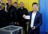 Komičar Vladimir Zelenski novi predsjednik Ukrajine