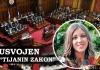 Usvojen Tijanin zakon: Doživotni zatvor za ubice dece na inicijativu Fondacije Tijana Jurić