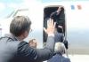 Makron završio posjetu Srbiji, Vučić ga ispratio