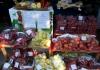 Organski proizvodi na Zelenoj pijaci, zdrave namirnice na trpezi