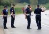 U Zagonima poginuo motorista u sudaru s golfom