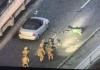 Kijev: Uhapšen muškarac koji je pucao i pretio da će razneti most